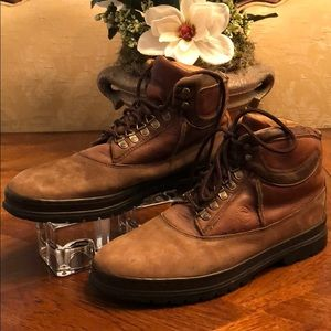 EVG Weather Tuff Leather Boots Men's Size 12